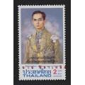 แสตมป์ไทยยังไม่ใช้ ปี 2531 - ชุด รัชมังคลาภิเษก ชุดที่ 1 2 และ 3