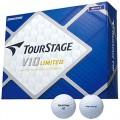 TOURSTAGE V10 LIMITED WHITE ซื้อ 2 โหล แถม 1 โหล(AMATEUR)
