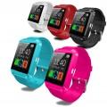 Smart Watch Bluetooth รุ่น U8 นาฬิกาอัจฉริยะ มี 5 สี