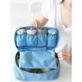 ซื้อ2ชิ้นถูกกว่า Travel Bra and Pantie Bag กระเป๋าใส่ชุดชั้นใน กางเกงใน เสื้อใน บิกีนี่