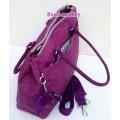 กระเป๋า Kipling Halia Purple Dahlia ซื้อชิ้นนี้ได้ 38 Point