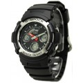 นาฬิกา Casio G-Shock รุ่น AW-590-1ADR แท้ พร้อมใบรับประกัน