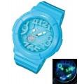 นาฬิกาข้อมือ คาสิโอ Casio Baby-G รุ่น BGA-130-2BDR^^แท้ พร้อมใบรับประกัน ^^