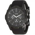 นาฬิกาข้อมือ GUESS รุ่น U0038G1 Bold Sport Chronograph Black Silicone Strap ^^ แท้ ประกันร้าน ^^