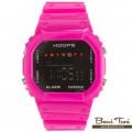 นาฬิกาข้อมือ Digital - HOOPS สีชมพู - HS 1232ME PK