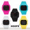 นาฬิกาข้อมือ Digital - HOOPS รุ่น HS 1232ME