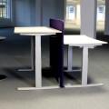 โต๊ะทำงานปรับระดับได้ด้วยระบบไฟฟ้า - Top MDF
