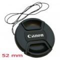 ฝาปิดเลนส์แคนนอน ขนาด 52 มม./CANON LENS CAP 52mm.