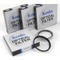 ฟิลเตอร์ UV Kenko Optical Filter. มีขนาดให้เลือก 82 mm