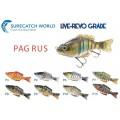 เหยื่อปลอม Surecatch Live-Revo Grade Pagrus PG102S