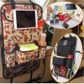 Car bag กระเป๋าเอนกประสงค์ใส่ของในรถยนต์ รุ่น ipadและ tablet