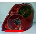 ไฟท้าย TOYOTA YARIS 06-11 แดง LED (RS)