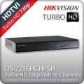 ติดตั้ง จำหน่าย กล้องวงจรปิด hikvision HDTVI DS-7216HGHI-SH  เชียงใหม่ ลำพูน