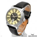 นาฬิกา AQUASWISS DL0781 แบรนด์หรูพร้อมกล่อง การ์ด ครบคะ Made in Switzerland