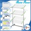 ราวตากผ้ามหัศจรรย์ โฮมพาวเวอร์ ปรับระดับได้ 4 ระดับ (Homepower Laundry Airer) CJ IMC