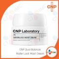 CNP Laboratory Dual-Balance Waterlock Moist Cream 50ml. (ครีมบำรุงผิวเพิ่มความชุ่มชื้น) CJ IMC