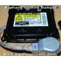 บัลลาสต์สำหรับโคมไฟหน้า Alphard 2.4/ Vellfire 2.4(ANH 20) ปี \'08-\'11