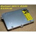 บัลลาสต์(กล่องควบคุมซีนอน)สำหรับไฟหน้า W211 E220cdi E240 โฉมแรกปี 2002-2005