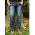 T10/1 DECENT JEANS Slim Fit กางเกงยีนส์ผู้ชายทรงกระบอกเล็ก