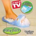 อุปกรณ์นวดเท้าทำความสะอาดเท้า Easy feet