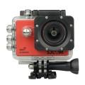 SJCAM X1000 1080P -สีแดง