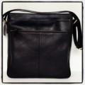 กระเป๋าสะพายหนังแท้ใบใหญ่แนวตั้งใส่A4หรือโน๊ตบุ๊คได้
