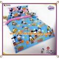 ผ้าปูที่นอนโตโต้ลายการ์ตูนลิขสิทธิ์ คิวตี้ Disney Cuties - CU036