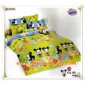 ผ้าปูที่นอนโตโต้ลายการ์ตูนลิขสิทธิ์ คิวตี้ Disney Cuties - CU043