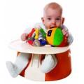 เก้าอี้ฝึกนั่งพร้อมถาดวาง - BUMBO COMBO ยี่ห้อ Bumbo