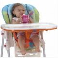 เก้าอี้ทานข้าวสำหรับเด็ก - Chicco Polly 2 -in-1 highchair ยี่ห้อ Chicco