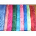 ผ้าห่มแพร มีหลายสีให้เลือก มีขนาด 3.5 ฟุต 5 ฟุต  และ 6 ฟุต คุณภาพดี ราคาไม่แพงค่ะ