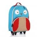 กระเป๋าเป้ล้อลากสำหรับเด็กรูปการ์ตูนต่างๆ น่ารักมาก กระเป๋าสะพายสำหรับใส่ของไปโรงเรียนหรือไปเที่ยว