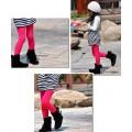 ถุงน่องเด็ก : ถุงน่องแบบเต็มตัวค่อนข้างหนาผ้าCotton ผสม Spandex PH-5710215