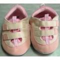 รองเท้า สำหรับ เด็กเล็ก แรกเกิด ขนาดวัดเป็นเซ็นติเมตร วัดพื้นรองเท้าด้านนอกจากหัวถึงส้นรองเท้า