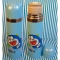 กระติกเก็บร้อน เย็น โดเรม่อน (Doraemon) รุ่นฝาหมุน กดด้านบน เพื่อเทน้ำ