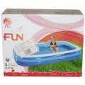 สระว่ายน้ำเด็ก ให้เด็กๆสนุกกับการว่ายน้ำร่วมกับเพื่อนๆ อาบน้ำในสระน้ำทั้งในบ้านและนอกบ้าน
