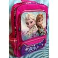 ลิขสิทธิ์แท้ เป้ Frozen Princess เจ้าหญิง หิมะ ขนาดใหญ่ 12x16x5 ราคาป้าย 750 บ.