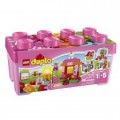 DUPLO Creative Play 10571 All-in-One-Pink-Box-of-Fun โดย Lego