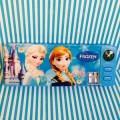 กล่องดินสอแม่เหล็กเปิดได้ 2 ด้าน มีเหลากบในตัว Frozen Princess (เจ้าหญิงหิมะ) 1