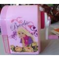 ลิขสิทธิ์แท้ กบเหลาดินสอ ลาย บาร์บี้ Barbie ขนาดสูง 4 นิ้ว