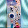 นาฬิกา Digital ส่องเลเซอร์รูป เจ้าหญิงหิมะ Frozen ได้ 20 รูปค่ะ
