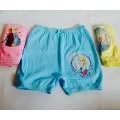 กางเกงใน เจ้าหญิง ราพันเซล Rapunzel Princess 1 แพ็คมี 3 ตัว