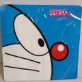 อุปกรณ์ แต่งรถ แผ่นติด พรบ สูญญากาศ ลาย โดเรม่อน Doraemon