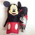 ลิขสิทธิ์แท้ ร่มพับ 4 ตอน มิกกี้เม้าส์ Mickey mouse