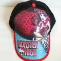 หมวก แก็ป monster High มอนสเตอร์ไฮ ปรับแคบได้อีกประมาณ 2 นิ้ว