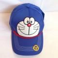 หมวกแก๊ป ลาย โดเรม่อน Doraemon ขนาดรอบหมวก 21นิ้ว