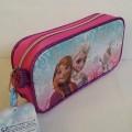 ซองดินสอซิบ Frozen Princess (เจ้าหญิงหิมะ) ขนาด 4x9x1.5 นิ้ว ราคาป้าย 180บ.
