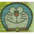 โดเรม่อน (Doraemon) แผ่นยางกันลื่น สามารถใช้ ติดตรงคอนโซลหน้ารถได้ ขนาด 7x6.5 นิ้ว