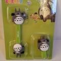 ที่พันสายไฟ รัดสายไฟ สายหูฟัง ลาย โตโตโร่ (Totoro)
