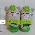 รองเท้าอยู่บ้าน ไซด์เล็ก สำหรับเด็กเล็ก ขนาดยาว 17 cm ลาย โตโตโร่ (Totoro)